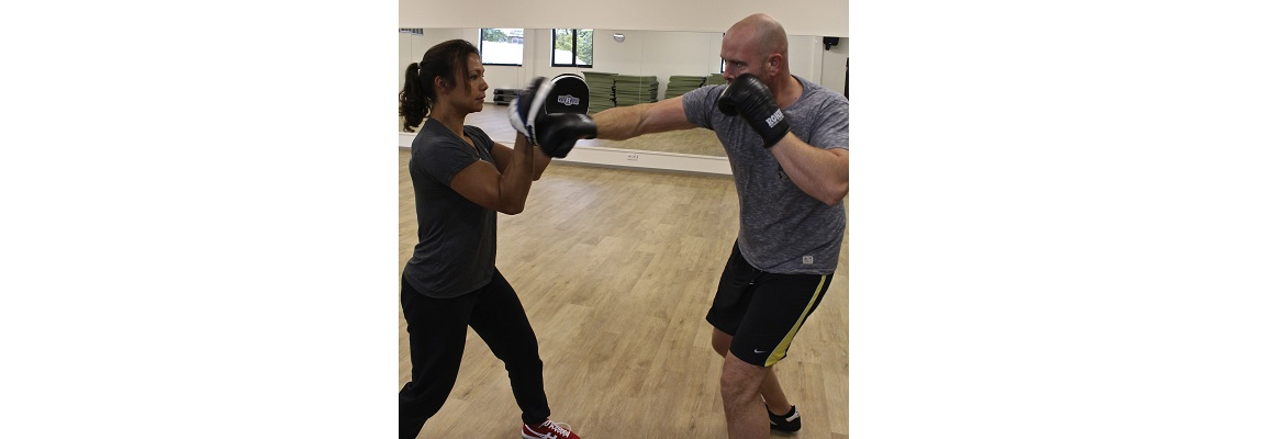 Learn technical boxing, at any level and at any age